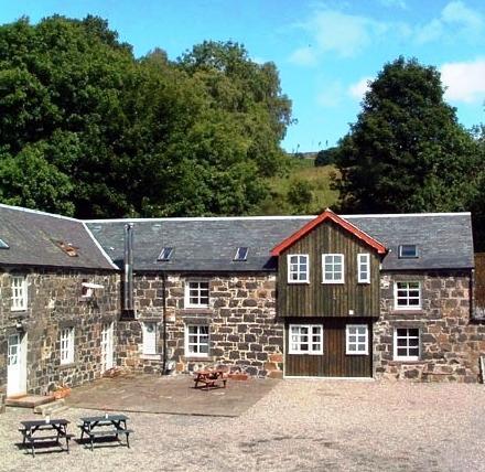 Comrie Croft Hostel - dream vacation