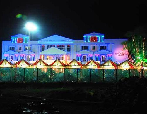 Nandan Palace - dream vacation