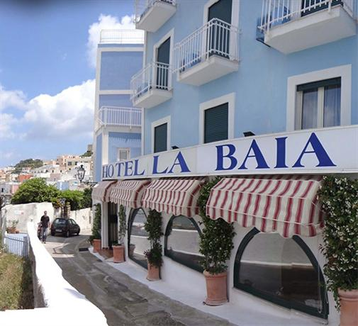 Hotel La Baia Ponzo - dream vacation
