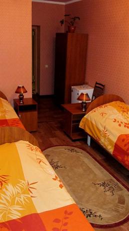 Гостиница Три Пескаря