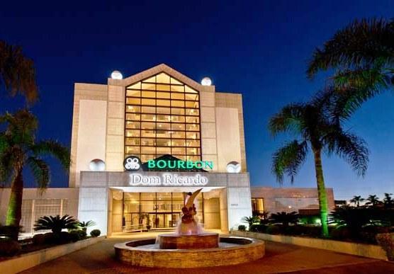 Bourbon Dom Ricardo Aeroporto Curitiba Business Hotel Images