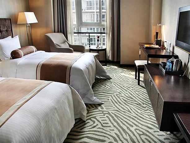 Zhongzhou International Hotel Zhengzhou