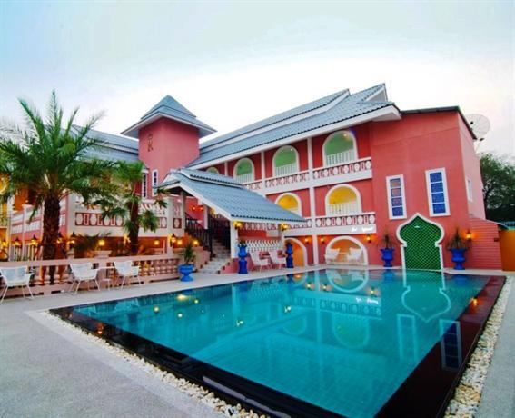 Rasa Boutique Hotel - Chiang Rai -
