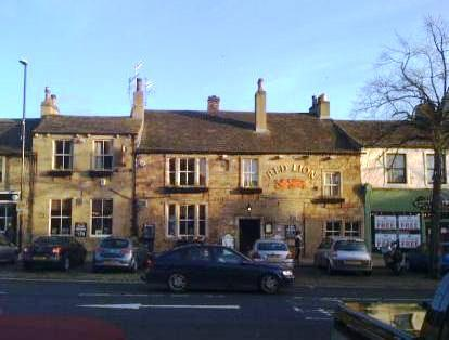 The Red Lion Pub - dream vacation