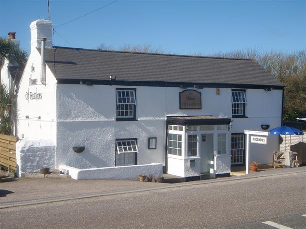 Plume of Feathers Redruth - dream vacation