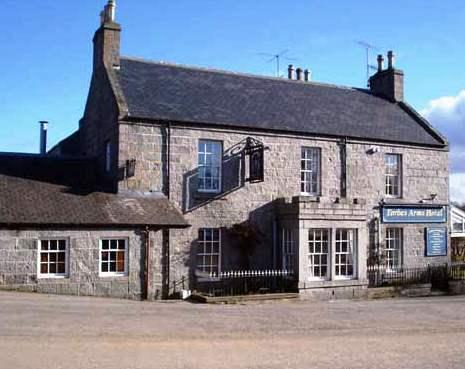 Forbes Arms Hotel - dream vacation
