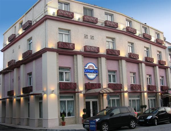 Olympos Hotel Komotini - dream vacation
