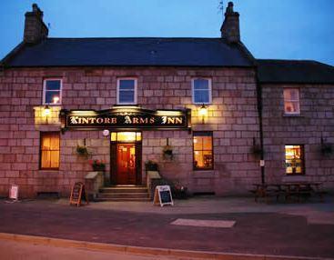 Kintore Arms Inn - dream vacation