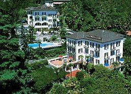 Carlton Hotel Villa Moritz Lugano - dream vacation
