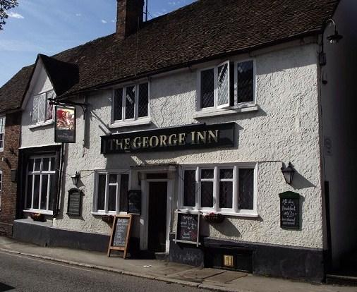 The George Inn Great Missenden - dream vacation
