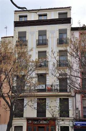Hostal Central Zaragoza - dream vacation