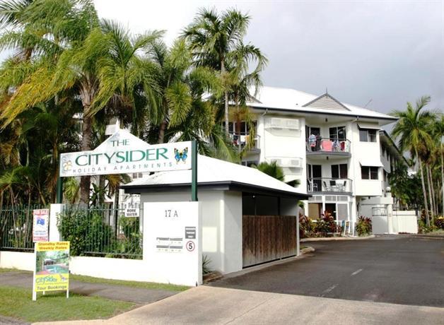 Citysider Cairns Holiday Apartments Апартаменты Ситисидер Кэрнс Холидей