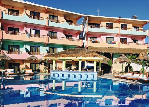 Latino Bay Hotel Ialysos - dream vacation