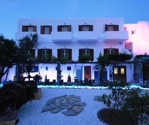 Santorini Image Hotel - dream vacation