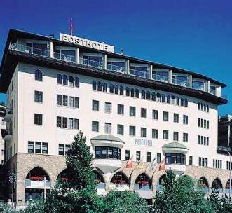 Posthotel St Moritz - dream vacation