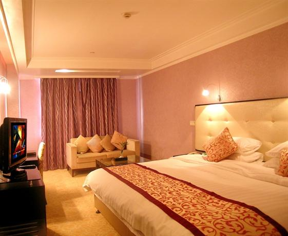 Youngor Central Hotel Suzhou - dream vacation