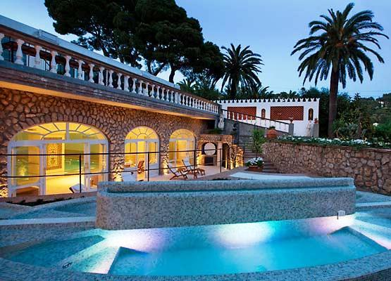 Grand Hotel Quisisana - dream vacation