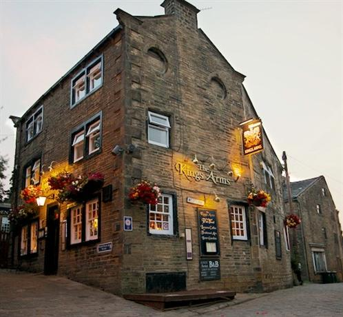 Kings Arms Hotel Haworth - dream vacation