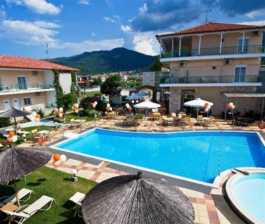 Alexander Inn Rentina - dream vacation