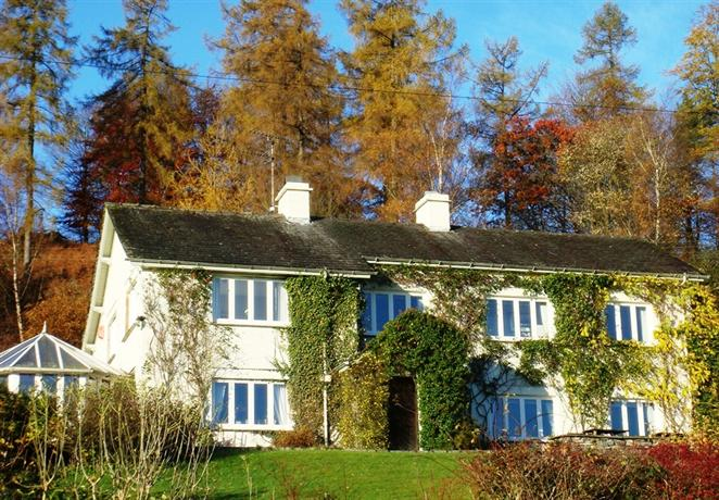 High Grassings B&B Hawkshead - dream vacation
