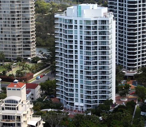 Photo: The Crest Apartments