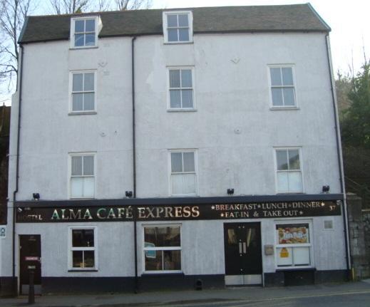 Hostel Alma & Cafe Express - dream vacation