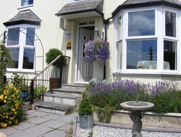Rose Cottage Bed and Breakfast Launceston England - dream vacation