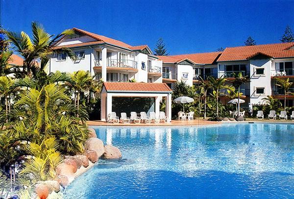 Photo: Grande Florida Beachside Resort