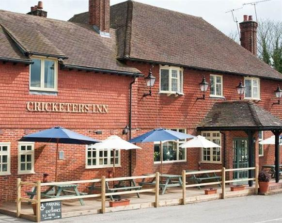 The Cricketers Inn Petersfield - dream vacation