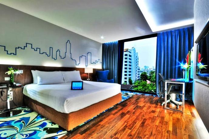 Galleria 10 Hotel Bangkok By Compass Hospitality - dream vacation