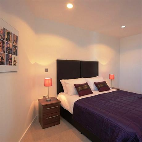 The Heart Apartments Salford Quays - dream vacation