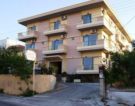 Hotel Pyrgos - dream vacation