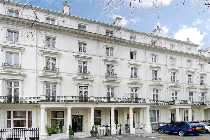 Shaftesbury Premier Hotel London Paddington - dream vacation