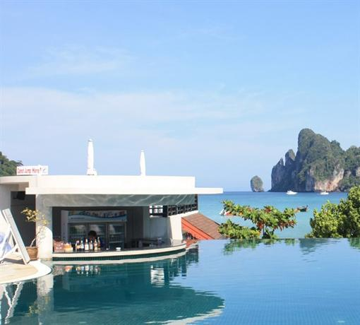Phi Phi Beach: PP Charlie Beach Resort, Phi Phi Islands