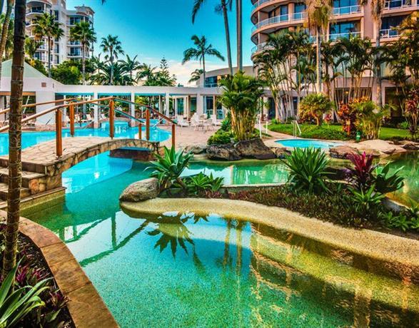 Crowne Plaza Hotel Gold Tower Surfers Paradise Отель Крауне Плаза Голд Тауэр Сьюрферс Передайс