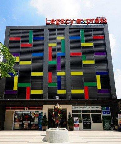 Legacy Express Bangkok - dream vacation