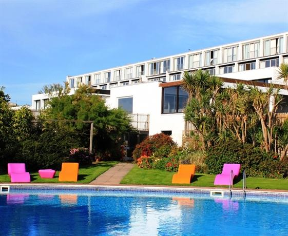 Bedruthan Hotel & Spa - dream vacation