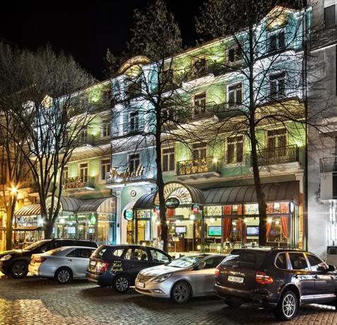 Frapolli Hotel - dream vacation