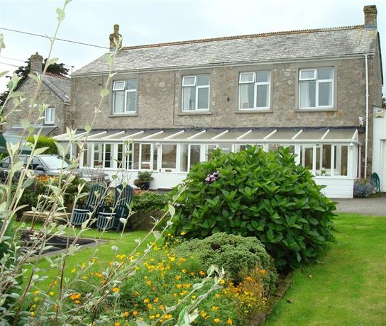 The Gables Guest House St Austell