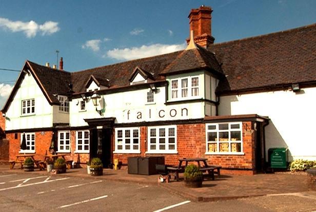 Falcon Inn Warwick - dream vacation