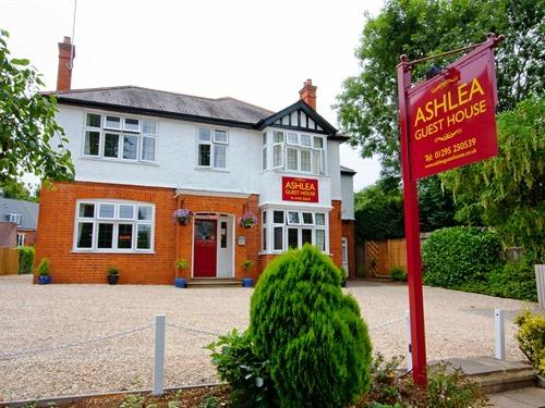 Ashlea Guest House Banbury - dream vacation