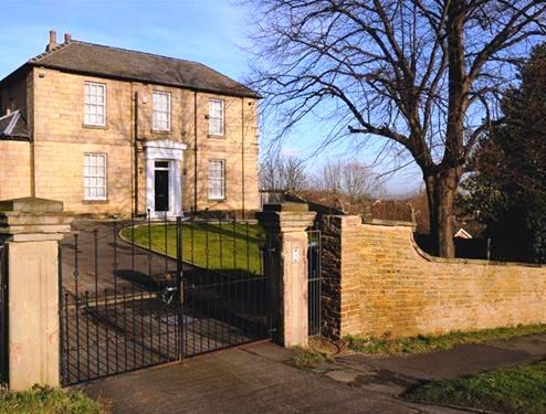 Diplomats Lodge Bed and Breakfast Sheffield - dream vacation