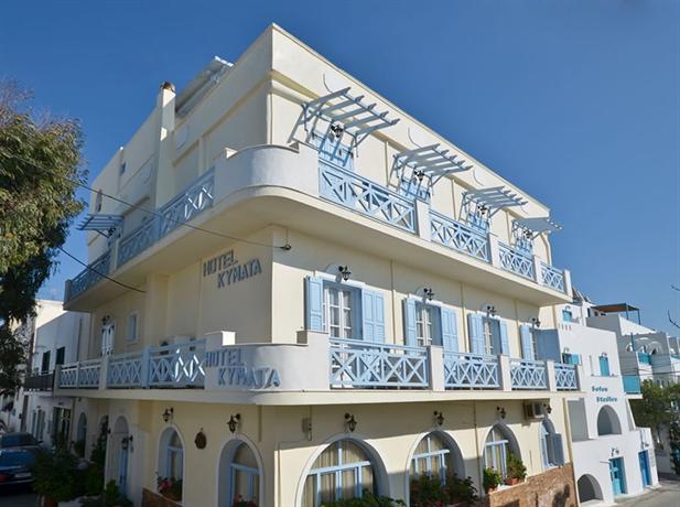 Kymata Hotel Naxos - dream vacation