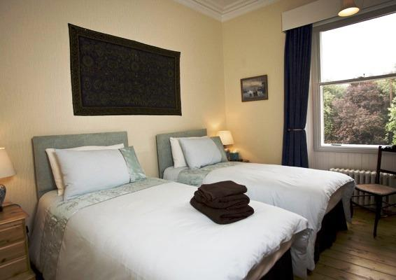 Embleton House Bed and Breakfast Berwick-upon-Tweed - dream vacation