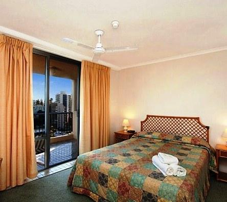 Photo: Rainbow Commodore Apartments
