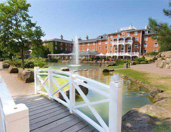 Alton Towers Hotel Staffordshire - dream vacation