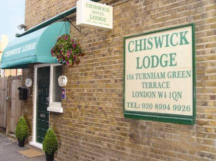 Chiswick Lodge Hotel_4