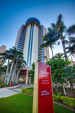 Crowne Plaza Surfers Paradise - dream vacation
