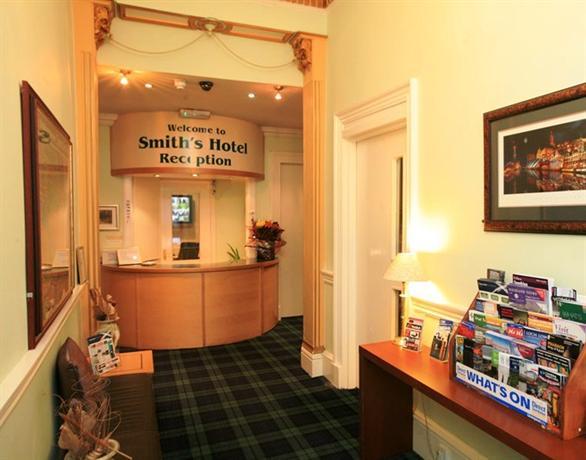 Smiths Hotel Glasgow - dream vacation