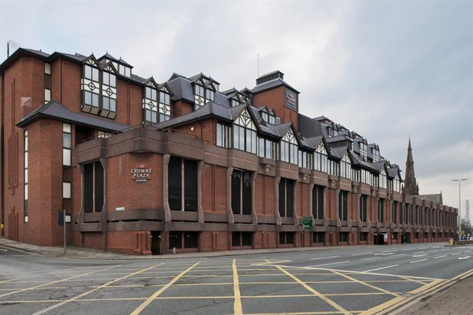 Crowne Plaza Chester - dream vacation